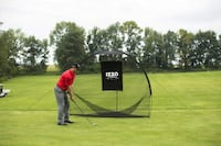 Izzo Golf #A43047 Tri-Daddy Hitting Net Toronto