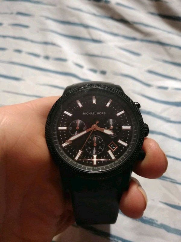 628a14328316 Used Michael Kors mens watch for sale in Winder - letgo
