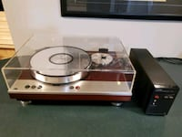 Vintage Luxman PD-310 Turntable and VS-300 Vacuum/Power Supply Vaughan, L6A 2G5