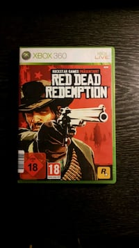 Xbox 360 Spiel - Red Dead Redemption  Neuss, 41462