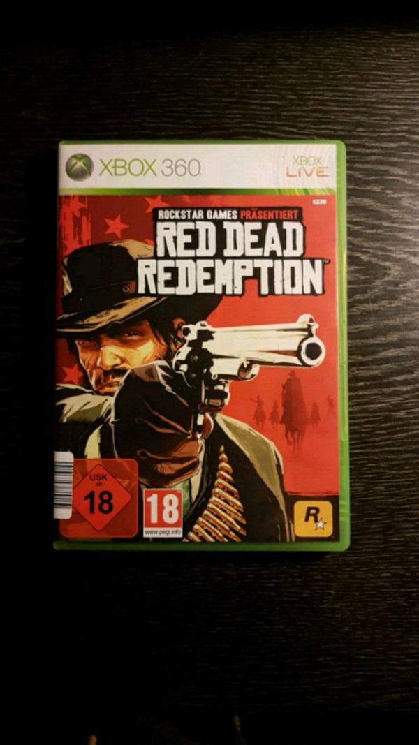 Xbox 360 Spiel - Red Dead Redemption