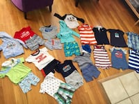Baby clothes lot  Silver Spring, 20906
