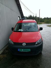 Volkswagen - Caddy - 2012 Audnedal, 4529