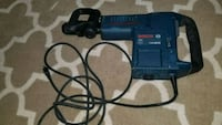 black and blue Bosch corded power drill Woodbridge, 22193