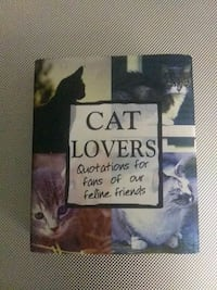 CAT LOVERS BOOK Dumfries, VA, USA