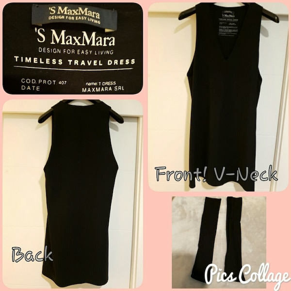 0ea45f00c102 Used Timeless Travel Dress by  S MaxMara for sale in West Vancouver - letgo