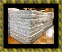 King mattress with King box spring Brentwood