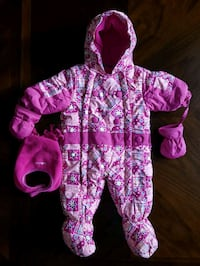 GUSTI Snowsuit 6months - BRAND NEW  Kitchener, N2E 3T7