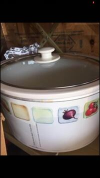 Excellent condition alow cooker with lid