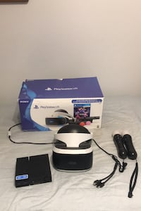 Ps4 VR brand new cords in box!