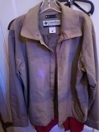 Columbia jacket men's size large