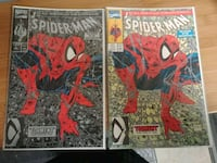 The Amazing Spider-Man comics Barrie, L4M 4Y8