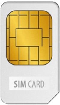 Free SIM card with free service Dallas