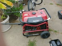 red and black Troy-Bilt portable generator Big Lake, 55309