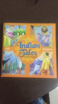 Indian tales with morals  Bengaluru, 560016