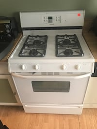 White gas oven Germantown, 20874