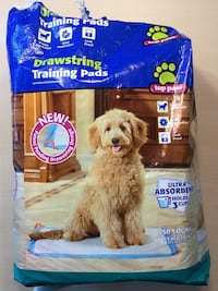 Drawstring Training Pads (puppies) Frederick, 21701