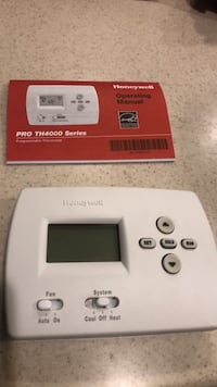 Honeywell Programmable Thermosta Alexandria, 22312