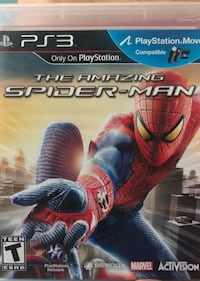 The Amazing Spider-Man PS3 Middletown, 06459