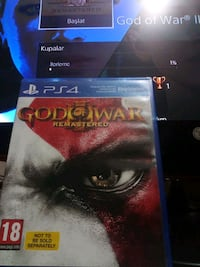 PS4 Oyun God Of War 3 Akçakoca