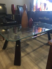 Brown - glass coffee table. Moving Sale! Richmond Hill, L4S 2K2