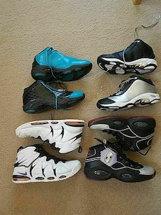 And1 nikes reebok