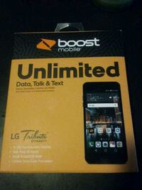 LG TRIBUTE DYNASTY BOOST MOBILE Harrison, 45030