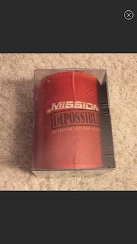56 discs. Mission Impossible Rockville, 20851