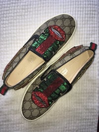 Gucci fun shoes - New never worn 3751 km