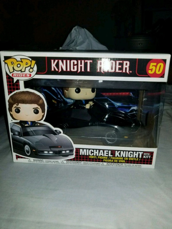 Knight Rider Car For Sale >> Funko Pop Knight Rider With Car