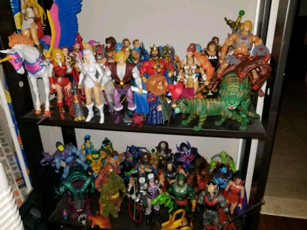 Master of the Universe Classics - displayed only