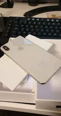 IPhone XS Max Silver 256GB null, SE16