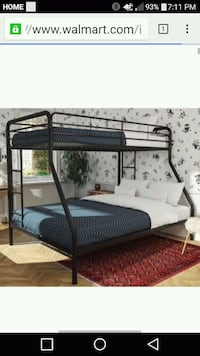Bed frame only new condition Port Tobacco, 20677