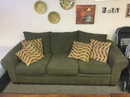 Clean and comfortable Couch