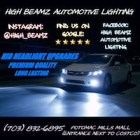 LED Automotive Upgrades Woodbridge, 22192