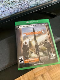 DIVISION 2 XBOX ONE X ! MINT  New York, 10304