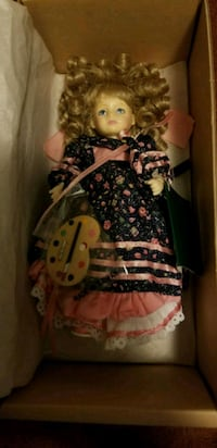 VintagePittsburgh Orig. Doll Amy By Chris Miller  Fairfax, 22030