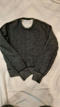 Reigning Champ xs sweater grey Burnaby
