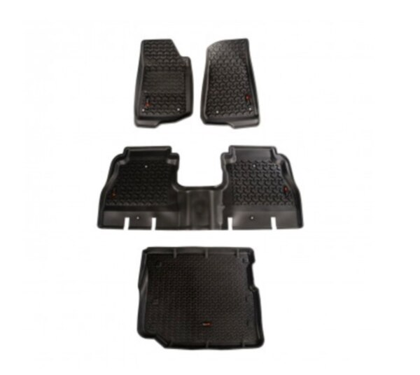 Used Jeep Wrangler 14 all weather mats