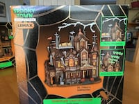 Halloween Lemax Spooky Town House - Dr. Tingle's Laboratory Lafayette Hill, 19444