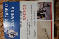 Carpet cleaning -- WHOLE HOUSE $100 Clermont