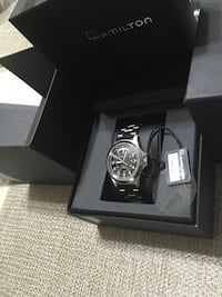 New Hamilton khaki king II men's watch Toronto, M3C