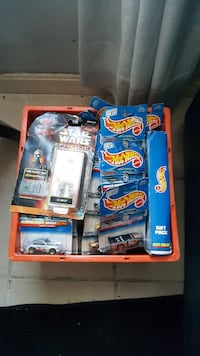 72 Factory sealed Hot Wheels
