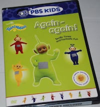 TELETUBBIES KIDS CARTOON DVD Mississauga