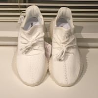 Yeezy Boost 350 V2 Cream Triple White  Women Size 6.5  Falls Church, 22042