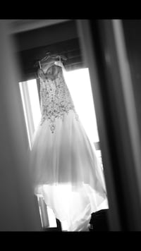 Wedding Dress - Strapless Mermaid Style St. Catharines, L2M 3S5