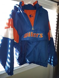 Oilers collectible jacket Fort Saskatchewan, T8L 0G7