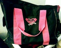 green and pink leather tote bag Daytona Beach, 32118