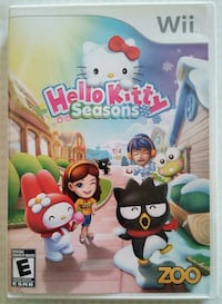 WII - HELLO KITTY
