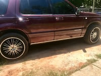 22 in rims and tires ONLY Atlanta, 30311